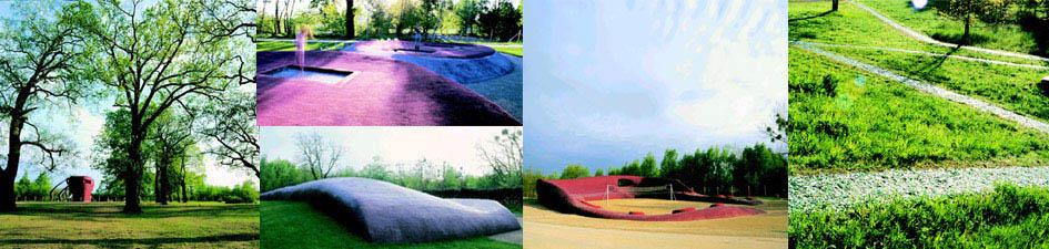 Nibcomproject Helene Hölzl Landscapes Waldpark